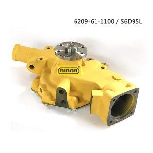 S6D95 Water Pump 6209-61-1100